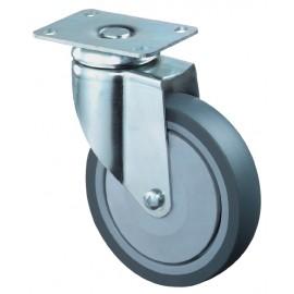 Heavy duty apparatus castor