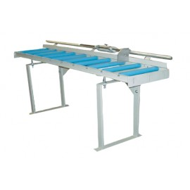 Manual shift roller conveyors