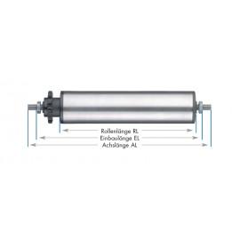 Rouleaux de support entraînés - tubes en inox