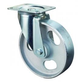 Roulettes pour matériel de manutention