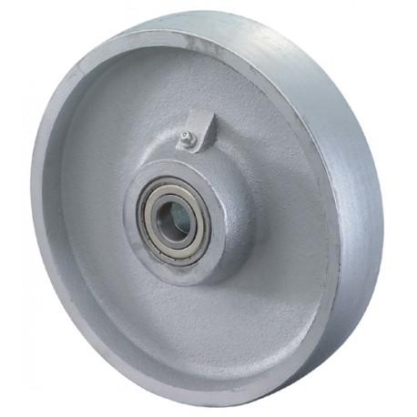 Cast wheel