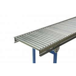 Small roller conveyors