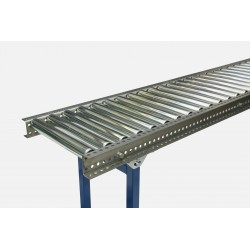 Medium-heavy roller conveyors