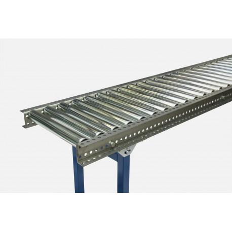 Medium-heavy roller conveyors